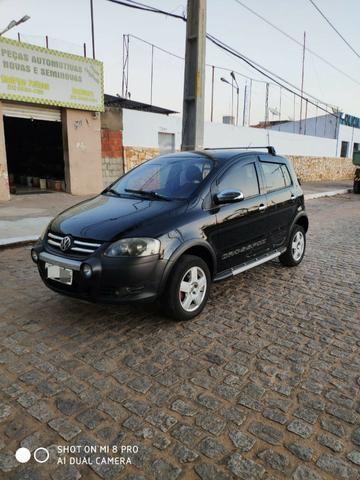 Crossfox 1.6 Preto - 09/09 - Extra - Foto 3