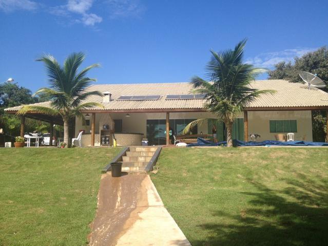 Chácara à venda com 5 dormitórios em Cond. miranda v, Uberlândia cod:1814 - Foto 4