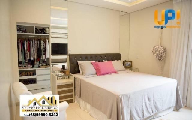 Casa com 3 dormitórios à venda, 288 m² por R$ 950.000 - Conjunto Procon - Rio Branco/AC - Foto 8