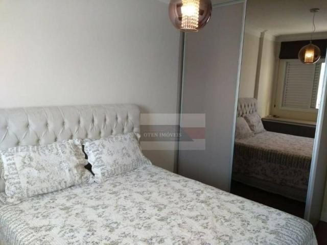Apartamento com 2 dormitórios à venda, 75 m² por r$ 450.000 - jardim das indústrias - são  - Foto 3