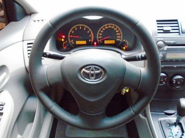 Toyota Corolla xli automático 4P - Foto 8