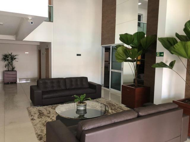 Apartamento 2 Quartos 1 suite 1 vaga em frente Vaca Brava ao lado do Goianaia Shopp - Foto 9