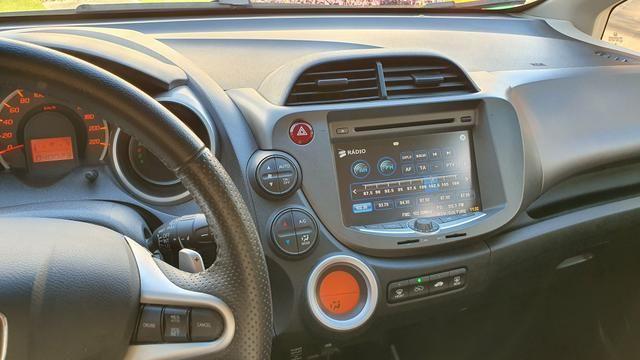 Honda Fit EX 2013 Flex Cor:Prata 40.000Km - Foto 10