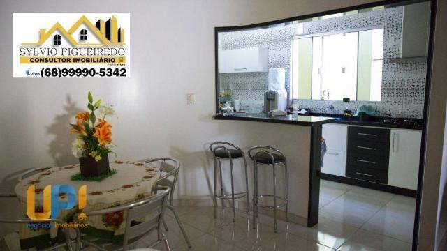 Casa com 2 dormitórios à venda, 300 m² por R$ 400.000 - Jardim Tropical - Rio Branco/AC - Foto 11