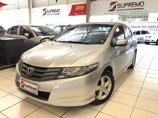 HONDA CITY 2011/2012 1.5 DX 16V FLEX 4P MANUAL