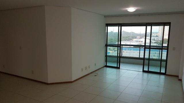 Excelente Apartamento em Capim Macio Palazzo Ponta Negra - Foto 2