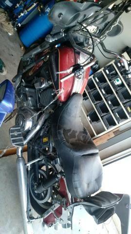 Moto P/ Retiradas De Peças/sucata Harley Davidson Flhtc 1600 - Foto 3