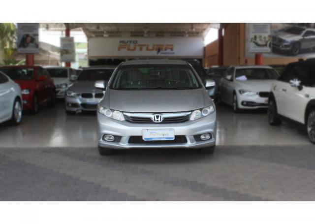 Civic Sed. LXL 1.8 Flex - Foto 2