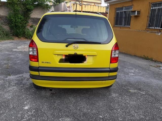 Chevrolet - Zafira Elite 2012