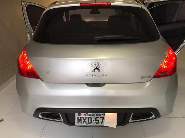 Peugeot 308 Allure 2.0 flex 2013 avalio troca maior ou menor valor - Foto 8