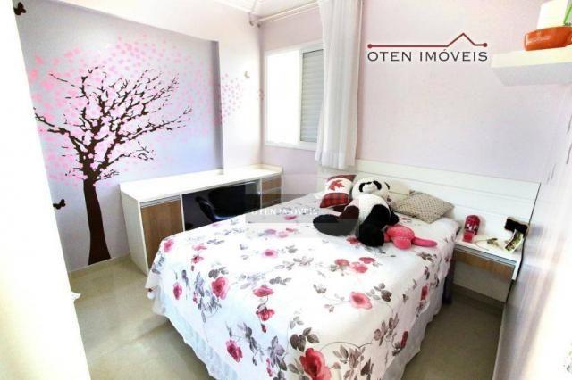 Apartamento com 4 dormitórios à venda, 156 m² por r$ 750.000 - jardim das indústrias - são - Foto 16