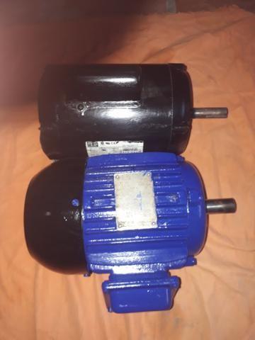 Motores Trifásico de 7,5CV 2 Alta e Baixa e 3CV de Alta - Foto 5
