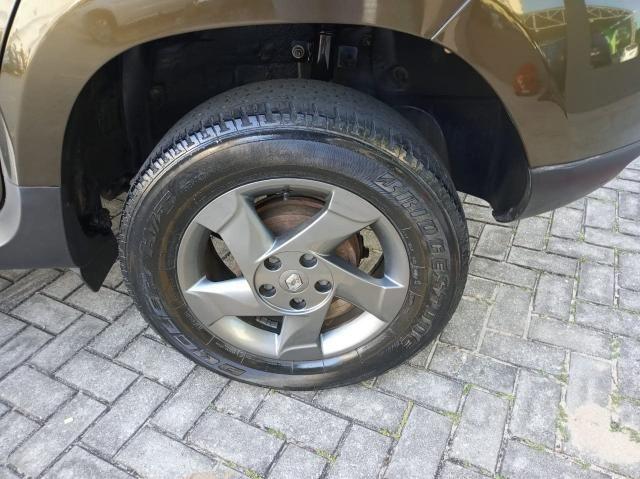 Renault Duster 2011/2012 2.0 Dynamique 4x4 16V Flex 4P Manual - Foto 8