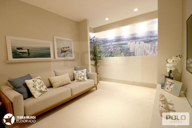 Apartamento 2 quartos com suíte Bairro Eldorado - Foto 7