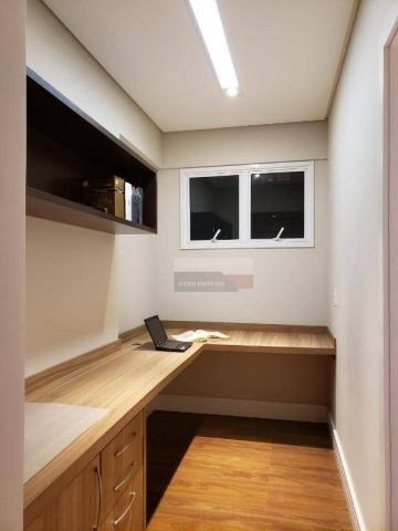 Apartamento com 3 dormitórios à venda, 156 m² por r$ 700.000 - jardim das indústrias - são - Foto 4