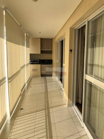 Apartamento com 3 dormitórios à venda, 133 m² por r$ 680.000 - jardim das indústrias - são