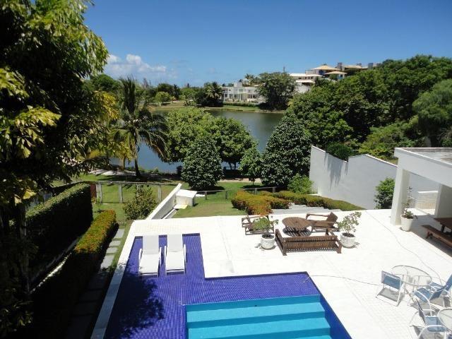 Linda Casa Duplex Costa Verde Decorada 4 suítes 1250m2 vista lago piscina Oportunidade - Foto 9