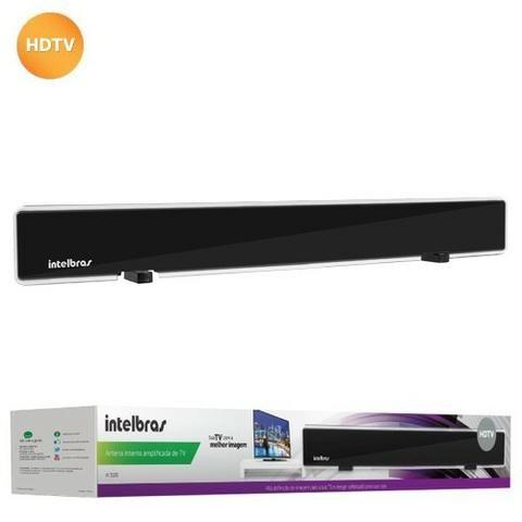 Antena interna digital amplificada - Intelbras