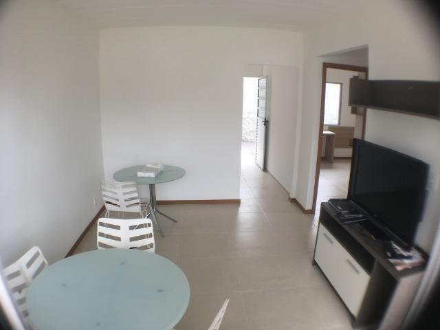 Lindas casas 02 qts quintal garagem ótima localização transporte na porta financiadas - Foto 7