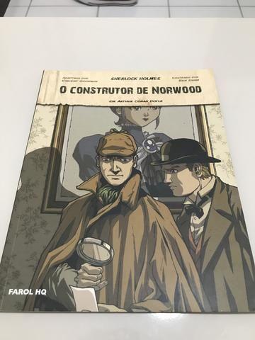 Revistas em Quadrinhos Sherlock Holmes
