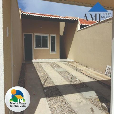 Casa no Ancuri com portão duplo por R$ 145 mil - Foto 2