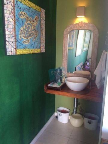 Cobertura residencial à venda, campeche, florianópolis - co0128 - Foto 12