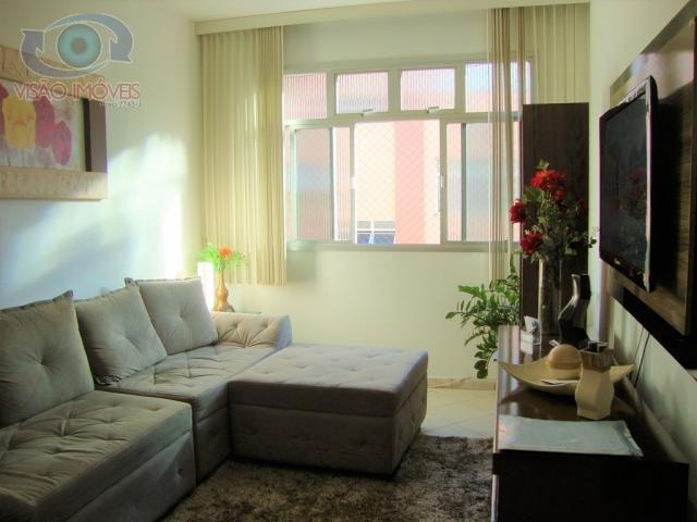 Apartamento à venda com 3 dormitórios em Jardim da penha, Vitória cod:1246 - Foto 3