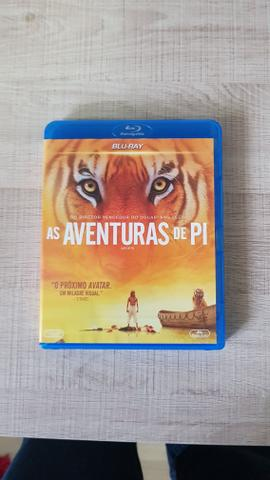 BluRay As Aberturas de Pi