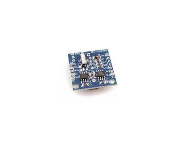 COD-AM 101 Módulo Rtc Clock Tempo Real Ds1307 I2c Data Hora Arduino Automação Robotica - Foto 2