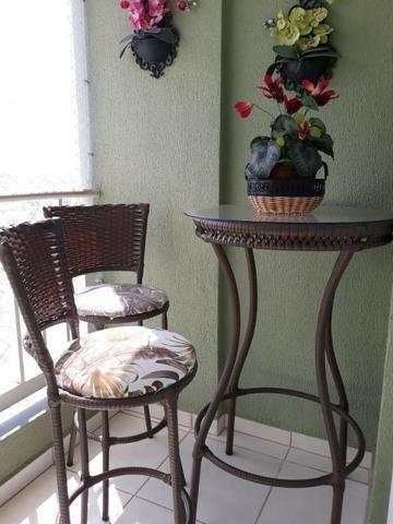 Vendo apartamento mobilhado, em Cruzeiro, super oferta R$ 270 mil - Foto 14