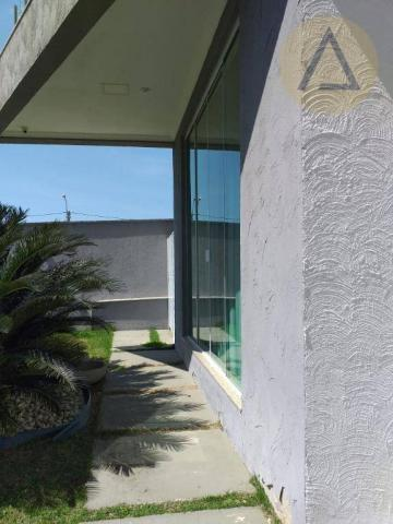 Casa para alugar, 500 m² por r$ 8.000,00/mês - mar do norte - rio das ostras/rj - Foto 14