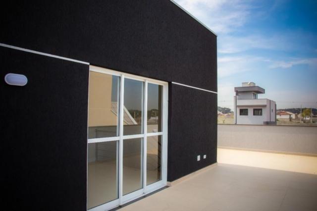 Casa de condomínio à venda com 3 dormitórios! Umbará/Curitba - Foto 15