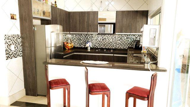 Casa uma suíte mobiliada lote 920m2 rua 10Vicente Pires condomínio lado via estrutural - Foto 6