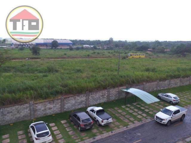 Apartamento com 2 dormitórios à venda, 45 m² por R$ 130.000,00 - Nova Marabá - Marabá/PA - Foto 3