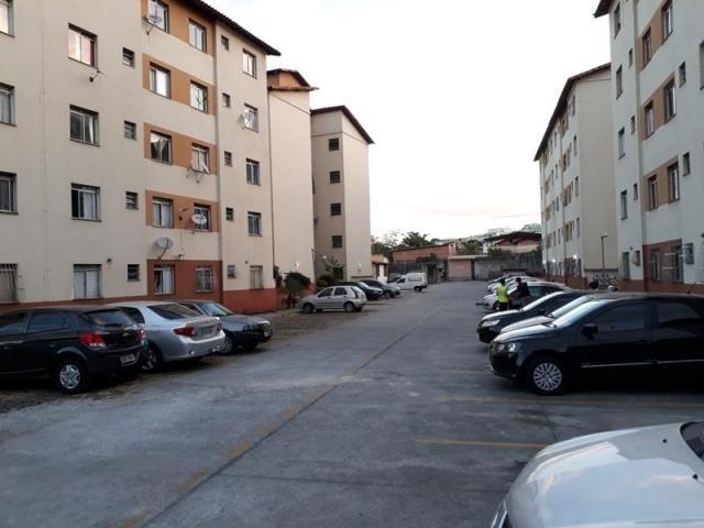 Apartamento à venda com 2 dormitórios em São salvador, Belo horizonte cod:44874
