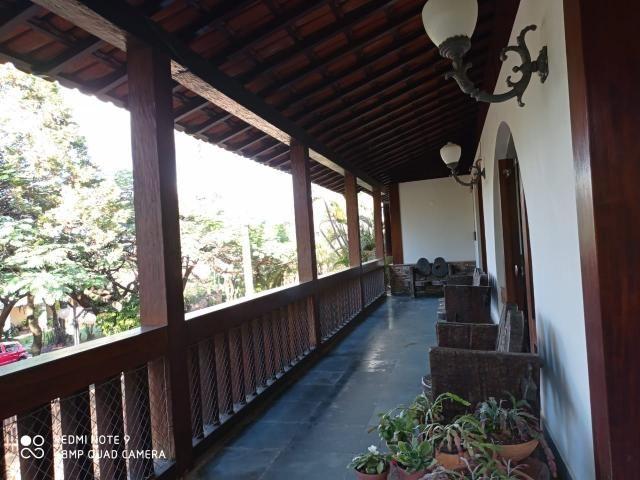 Casa de condomínio à venda com 5 dormitórios em Braúnas, Belo horizonte cod:33056 - Foto 4