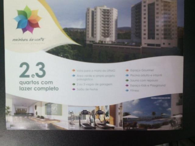Apartamento à venda com 2 dormitórios em Engenho nogueira, Belo horizonte cod:39445