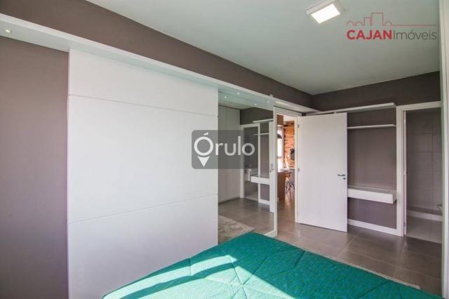 Apartamento com 2 dormitórios à venda, 61 m² por R$ 445.900,00 - São Sebastião - Porto Ale - Foto 7