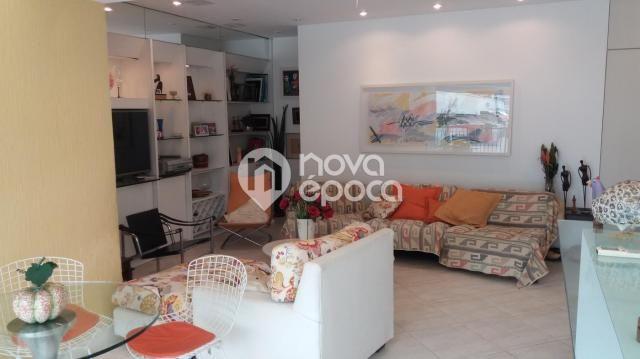Apartamento à venda com 4 dormitórios em Laranjeiras, Rio de janeiro cod:LB4CB14105 - Foto 8