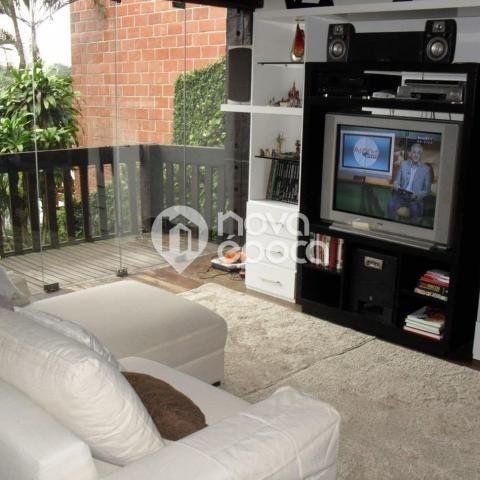 Casa à venda com 3 dormitórios em Cosme velho, Rio de janeiro cod:BO3CS37990 - Foto 4