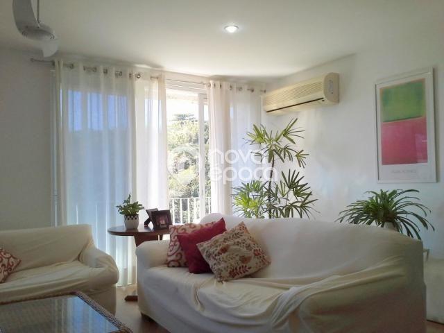 Apartamento à venda com 3 dormitórios em Cosme velho, Rio de janeiro cod:LB3CB26548 - Foto 8
