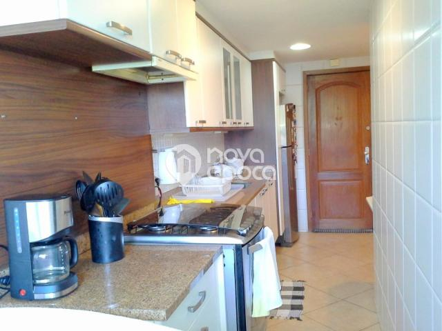 Apartamento à venda com 3 dormitórios em Cosme velho, Rio de janeiro cod:LB3CB26548 - Foto 16