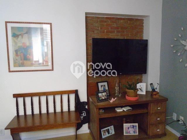 Apartamento à venda com 2 dormitórios em Cosme velho, Rio de janeiro cod:FL2AP35758 - Foto 4