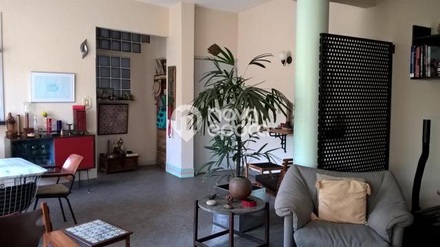 Apartamento à venda com 3 dormitórios em Cosme velho, Rio de janeiro cod:FL3AP36506 - Foto 4