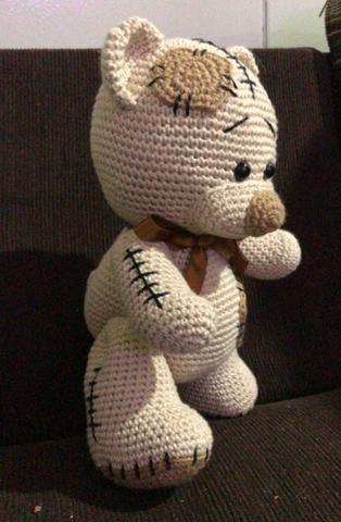 Amigurumi articulado - YouTube | Brinquedos de crochê, Bichinhos ... | 480x314