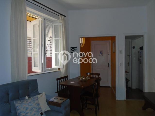 Apartamento à venda com 2 dormitórios em Cosme velho, Rio de janeiro cod:FL2AP35758 - Foto 5
