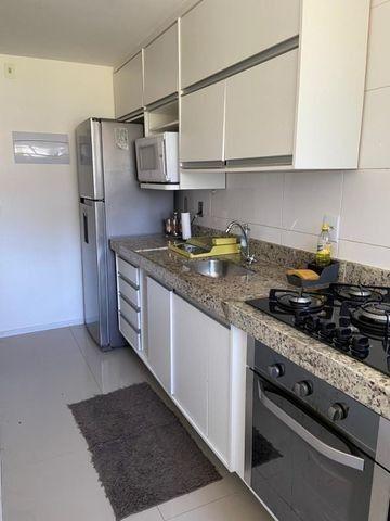 Apartamento 2 quartos sendo 1 suite opção mobiliado - Portal de Itaipu - Foto 7