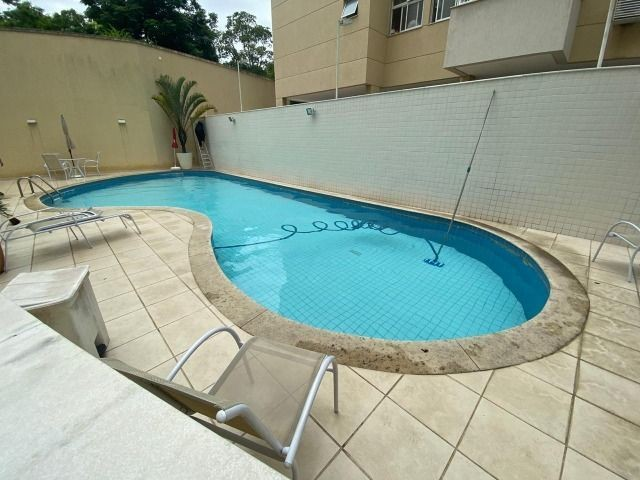 Apartamento 2 quartos sendo 1 suite opção mobiliado - Portal de Itaipu - Foto 19