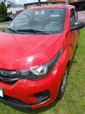 Fiat mobi easy 8v fire 2019- com ar condicionado