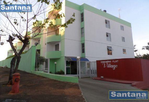 Apartamento à venda com 1 dormitórios em Belvedere, Caldas novas cod:1030 - Foto 2